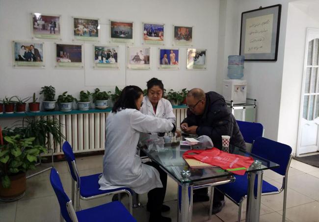 声望听力―新疆人民路店 验配环境展示